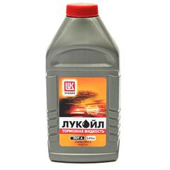 """Тормозная жидкость """"Лукойл"""" DOT-3 (455гр.)"""