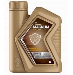 Масло моторное Rosneft Magnum Runtec 10w-40 SN/CF синтетика (1л.)