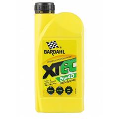Масло моторное BARDAHL XTEC 5W-40 SN/CF синт. (1 л.)