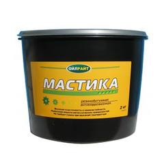 "Мастика ""OIL RIGHT"" резинобитумная (2,0 кг)"