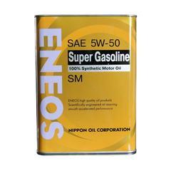 Масло моторное ENEOS 5W-50  (4л.) синт.