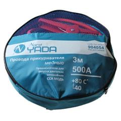 """Провода пусковые """"Nord YADA"""" 500А  3 м (в сумке) медь"""