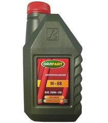 Масло моторное OIL RIGHT M8B SAE 20w-20 (1 л.)