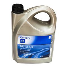 Масло моторное General Motors 5W30 (5л.)