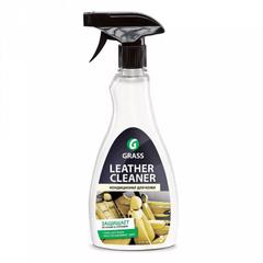 """Очиститель кожи с кондиционером """"GRASS"""" 500мл."""