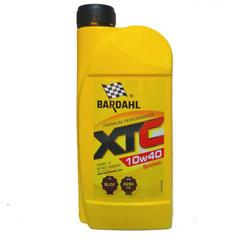 Масло моторное BARDAHL XTC 10W-40 SL/CF п/синт. (1 л.)