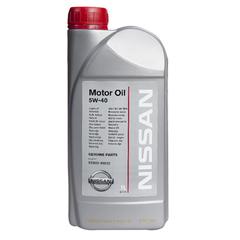 Масло моторное NISSAN 5w-40 (1л.)