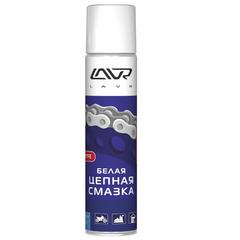 "Смазка для цепей ""LAVR"" белая с PTFE (400гр.)"