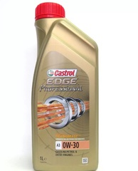 Масло моторное Castrol EDGE 0w-30 A3 Professiona (1 л.)