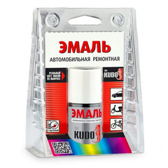 "Эмаль кисточка ""KUDO"" 665 Космос15мл."