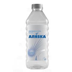"""Вода дистиллированная """"Аляsка"""" 1 литр."""