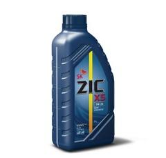 Масло моторное ZIC X5 5w-30 (1л.) п/синт.