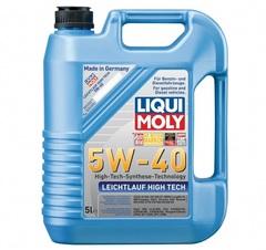 Масло моторное LIQUI MOLY 5W-40 Leichtlauf (5л)