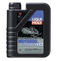 Масло моторное LIQUI MOLY  MOTOR OIL 0W-40 1л