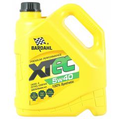 Масло моторное BARDAHL XTEC 5W-40 SN/CF синт. (4 л.)