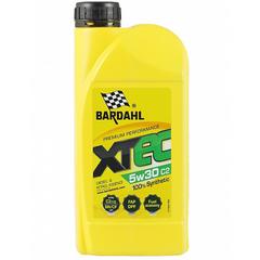 Масло моторное BARDAHL XTEC 5W-30 С2 SN/CF синт. (1 л.)