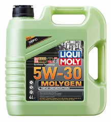 Масло моторное LIQUI MOLY 5W-30 Molygen GF-5 (4л.) синт.