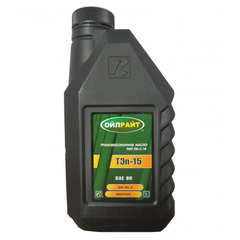 Масло транс. OIL RIGHT Тэп-15 (Нигрол) SAE 90 GL-2 (1 л.)