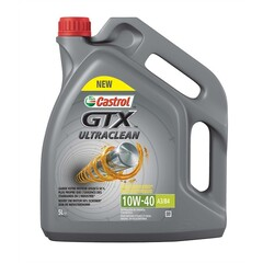 Масло моторное Castrol GTX 10w-40 A3/B4 п/синт. (4 л.)