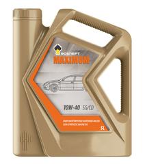 Масло моторное Rosneft Maximum 10w-40 SG/CD п/синтетика (5л.)