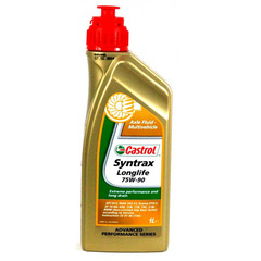 Масло транс. CASTROL Syntrax Longlife 75W-90  (1 л.)