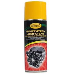"""Очиститель двигателя """"Астрохим"""" для сильных загрязнений аэрозоль (520мл.)"""
