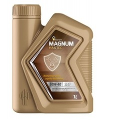 Масло моторное Rosneft Magnum Maxtec 10w-40 п/синтетика (1л.)