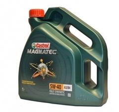 Масло моторное Castrol Magnatec 5w-30 A3/B4 синт. (4 л.)