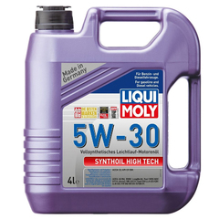 Масло моторное LIQUI MOLY 5W-30 Synthoil High Tech С3 (4л)