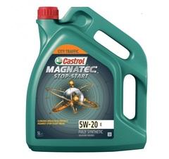 Масло моторное Castrol Magnatec 5w-20 Stop-Start E SN синт. (5 л.)