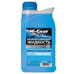 """Жидкость стеклоомывателя """"HI-Gear"""" концентрат до-50С (1 л.)"""