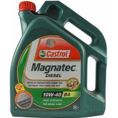 Масло моторное Castrol Magnatec 10w-40 Diesel п/синт. (4 л.)
