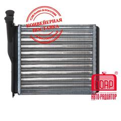 """Радиатор отопителя 2123 (алюм.) """"ПОАР"""""""