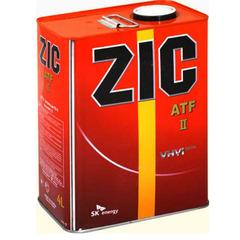 Масло транс. ZIC DEXRON 2 ATF (4 л.) для АКПП
