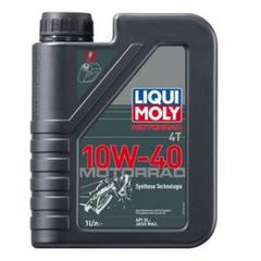 Масло моторное LIQUI MOLY  4T MOTORDIKE STREET 10W40 1л