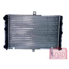 """Радиатор охлаждения ZAZ Daewoo Sens (02-) 1.1i/1.3i MT """"ПОАР"""""""