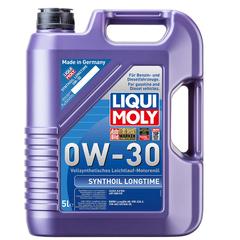 Масло моторное LIQUI MOLY 0W-30 Synthoil Longtime (5л) синт.