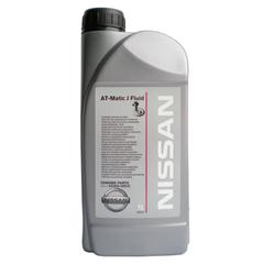 Масло транс. NISSAN Matic-J Fluid для АКПП (1 л.)