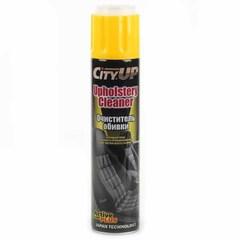 Очиститель обивки салона CityUP  (600мл)  с щеткой