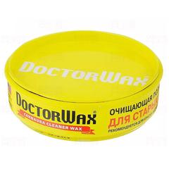 """Паста полировочная """"DoctorWax"""" с воском Carnauba (300мл.)"""