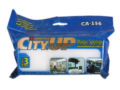 "Губка меламиновая ""CityUP"" (55х70х40) (3шт.)"