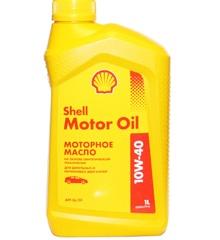 Масло моторное Shell Helix Motor Oil 10W40 п/синтетика (1л.)