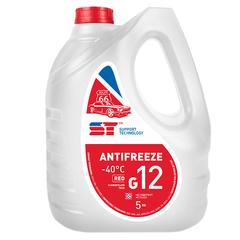 Антифриз ST G12 красный (5 кг.)
