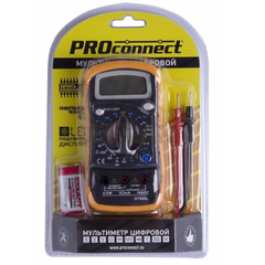 "Мультиметр ""PROconnect"" 13-3022"