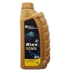 Масло моторное Kixx G1 SN/CF 5W-30 синт. (4 л.)