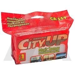 "Губка меламиновая ""CityUP"" (110х70х40)"
