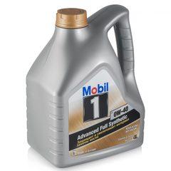 Масло моторное Mobil 1 FS 0W-40 синт. (4 л.)