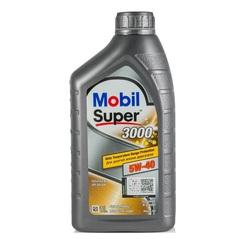 Масло моторное Mobil SUPER 3000  X1 5W-40  синт. (1 л.)