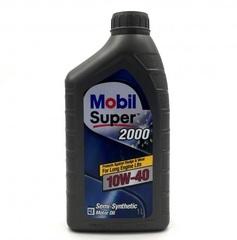 Масло моторное Mobil SUPER 2000  X1 10W-40  п/синт. (1 л.)