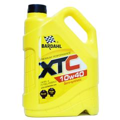 Масло моторное BARDAHL XTC 10W-40 SL/CF п/синт. (4 л.)